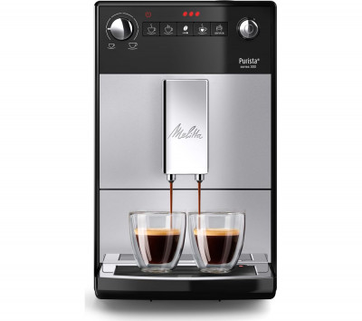Save £49 at Currys on MELITTA Purista F230-101 Bean to Cup Coffee Machine - Silver, Silver