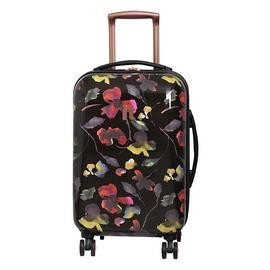 Save £13 at Argos on it Luggage Expandable 8 Wheel Hard Suitcase - Floral