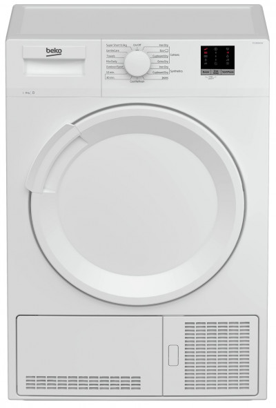 Save £30 at Argos on Beko DTLCE80051W 8KG Condenser Tumble Dryer - White