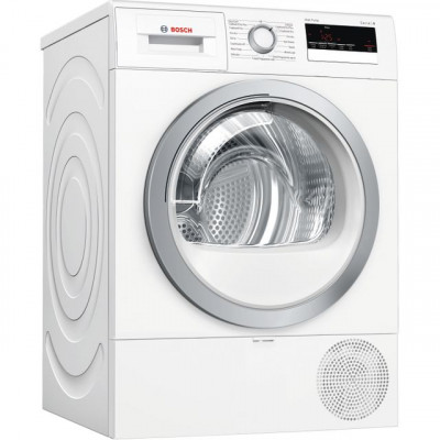Save £170 at AO on Bosch Serie 4 WTR85V21GB 8Kg Heat Pump Tumble Dryer - White - A++ Rated