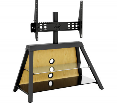 Save £30 at Currys on AVF Easel 925 mm TV Stand with Bracket with 4 Colour Settings