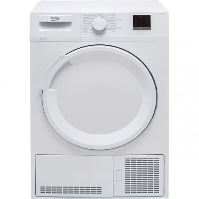 Save £30 at AO on Beko DTLC100051W 10Kg Condenser Tumble Dryer - White - B Rated