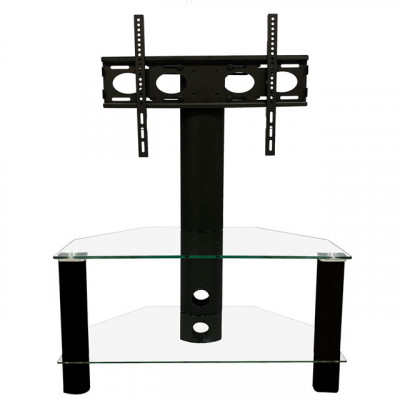 Save £13 at AO on Alphason ADCEC800BLK 2 Shelf TV Stand with Bracket - Black