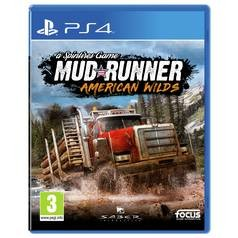 Save £12 at Argos on SpinTires MudRunner: American Wilds PS4 Game