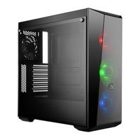 Save £10 at Scan on Cooler Master MasterBox Lite 5 RGB, Mid Tower PC Case, Tempered Glass Window, ATX/MicroATX/Mini-ITX, 3x 120mm RGB Fans