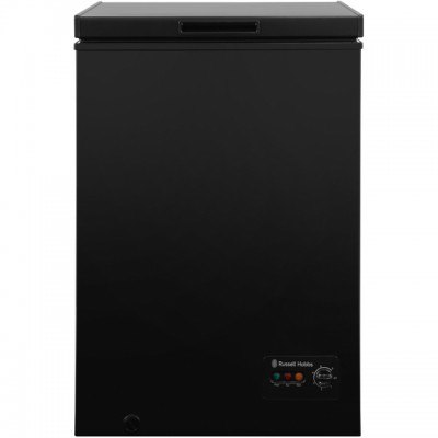 Save £25 at AO on Russell Hobbs RHCF99B Chest Freezer - Black - A+ Rated