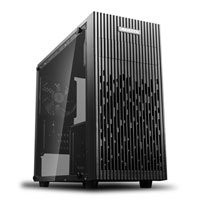 Save £5 at Scan on DEEPCOOL MATREXX 30 MicroATX Chassis, Tempered Glass, 1x 120mm Fan, USB 3.0, MicroATX/Mini-ITX