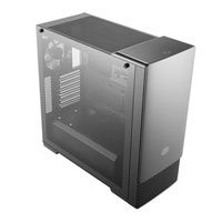 Save £10 at Scan on Cooler Master E500 Computer Chassis, ATX (Upto 272mm)/MicroATX/Mini-ITX ATX, 120mm Fan, Line In/Line Out, 2x USB3.0