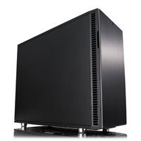 Save £36 at Scan on Fractal Design Define R6 Black, Mid Tower Computer Chassis, E-ATX/ATX/MicroATX/Mini-ITX, 3x 140mm Fans
