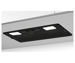 Save £50 at Currys on CANDY CBG625N Canopy Cooker Hood - Black