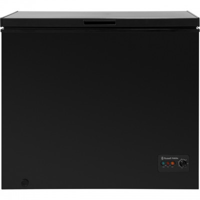 Save £77 at AO on Russell Hobbs RHCF198B Chest Freezer - Black - A+ Rated