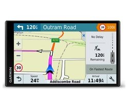 Save £96 at Currys on GARMIN DriveSmart 61 LMT-D 6.95