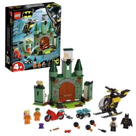 Save £4 at Argos on LEGO Super Heroes Arkham Asylum Playset - 76138