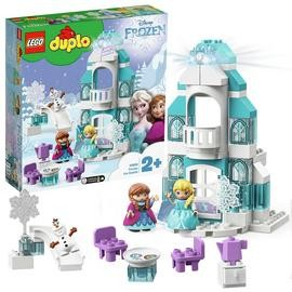 Save £3 at Argos on LEGO DUPLO Disney Princess Frozen Ice Castle Toy Set - 10899