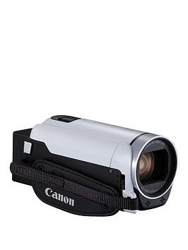 Save £100 at Very on Canon Legria Hf R806 Camcorder White