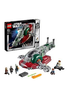 Save £10 at Very on Lego Star Wars 75243 Slave L  20Th Anniversary Edition