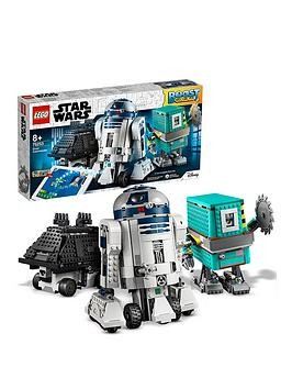 Save £8 at Very on Lego Star Wars 75253 Boost Droid Commander 3 Programmable Robots