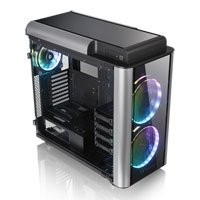 Save £21 at Scan on Thermaltake Level 20 GT RGB Plus, Black, Full Tower Chassis with Window/s, ATX E-ATX MicroATX Mini-ITX, 3 x Riing Fans