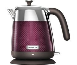 Save £40 at Currys on KENWOOD Mesmerine ZJM811PU Jug Kettle - Rich Plum