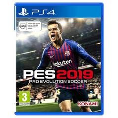Save £32 at Argos on PES 2019 PS4 Game