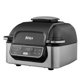 Save £50 at Argos on Ninja Health Grill and Air Fryer with Dehydrator - AG301UK