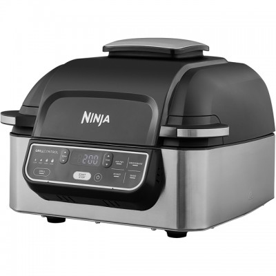 Save £50 at AO on Ninja Health Grill & Air Fryer AG301UK Fryer - Black
