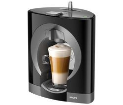 Save £50 at Currys on KRUPS Dolce Gusto Oblo KP110840 Hot Drinks Machine - Black