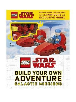 Save £1 at Very on Lego Star Wars Build Your Own Adventure
