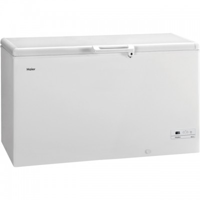 Save £24 at AO on Haier HCE429R Chest Freezer - White - A+ Rated