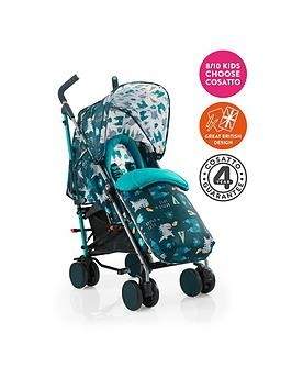 Save £50 at Very on Cosatto Supa Stroller - Dragon Kingdom
