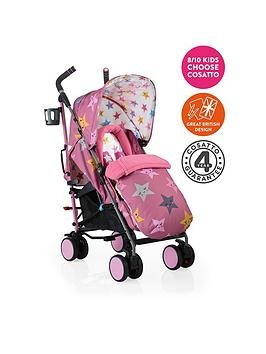 Save £50 at Very on Cosatto Supa Stroller - Happy Stars