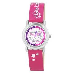 Save £2 at Argos on Hello Kitty Pink Time Teacher Watch
