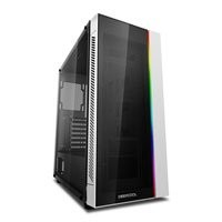 Save £11 at Scan on DEEPCOOL MATREXX 55 ARGB Chassis, White, Tempered Glass, Radiator Support, E-ATX/ATX/MicroATX/MiniITX