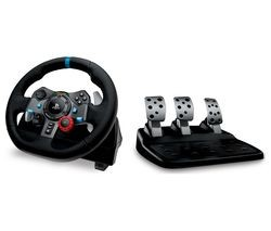 Save £171 at Currys on LOGITECH Driving Force G29 PlayStation & PC Racing Wheel & Pedals