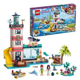 Save £19 at Argos on LEGO Friends Lighthouse Rescue Center Playset - 41380