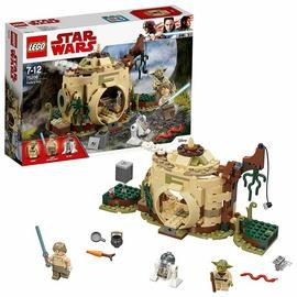 Save £9 at Argos on LEGO Star Wars Toy Yoda's Hut Toy Building Set - 75208