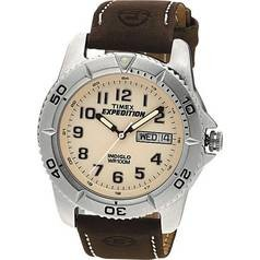 Save £10 at Argos on Timex Men's Expedition Brown Strap Expedition Watch