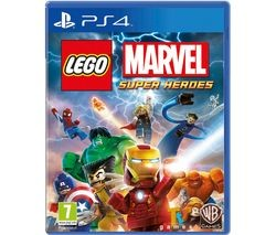Save £5 at Currys on PS4 LEGO Marvel Superheroes