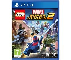Save £4 at Currys on PS4 LEGO Marvel Super Heroes 2