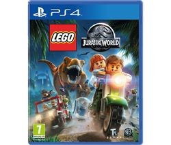 Save £6 at Currys on PS4 LEGO Jurassic World