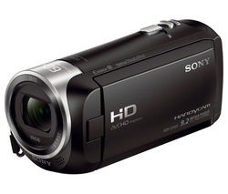 Save £34 at Currys on SONY Handycam HDR-CX405 Camcorder - Black