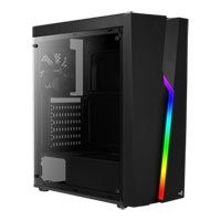 Save £3 at Scan on Aerocool Bolt Mid Tower Gaming Chassis, Windowed, 120mm Fan, USB 3.0, ATX/MicroATX/Mini-ITX