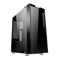 Save £10 at Scan on GameMax Fortress Full Tower Chassis, Tempered Glass, Radiator Support, E-ATX/ATX/MicroATX/Mini-ITX