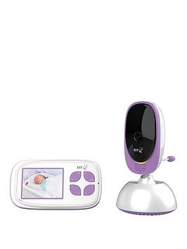 Save £33 at Very on Bt Bt Smart Video Baby Monitor With 2.8 Inch Screen