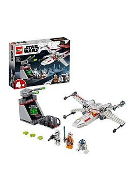 Save £2 at Very on Lego Star Wars 75235 X-Wing Starfighter Trench Run