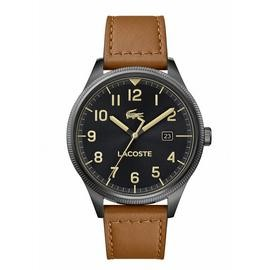 Save £32 at Argos on Lacoste Men's Brown Leather Strap Watch