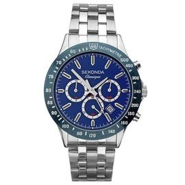 Save £13 at Argos on Sekonda Men's Silver Stainless Steel Bracelet Watch