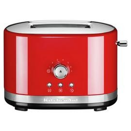 Save £24 at Argos on KitchenAid Manual Control 2 Slice Toaster - Empire Red