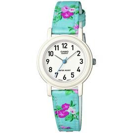 Save £4 at Argos on Casio Kids' Full Figure Dial Floral Strap Watch