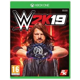 Save £4 at Argos on WWE 2K19 Xbox One Game